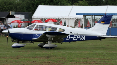 D-EPVA - Piper PA-28-180 Cherokee Challenger - Private