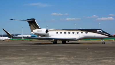 N828SN - Gulfstream G650ER - Private