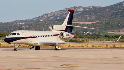 N8889 - Dassault Falcon 7X - Private