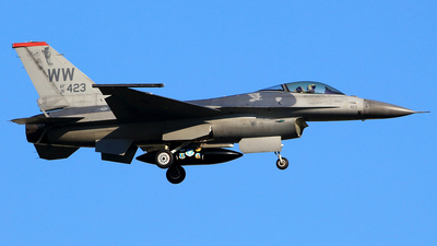 91-0423 - General Dynamics F-16CM Fighting Falcon - United States - US Air Force (USAF)