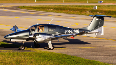 PR-CMK - Diamond Aircraft DA-62 - Private
