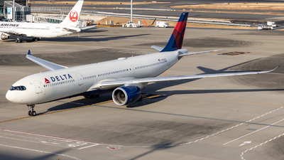 A picture of N402DX - Airbus A330941 - Delta Air Lines - © Resupe