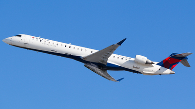 N319PQ - Bombardier CRJ-900LR - Delta Connection (Endeavor Air)