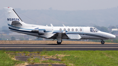 N5852K - Cessna 550 Citation II - Private