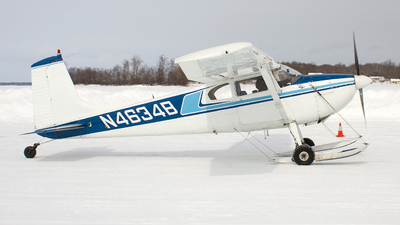 A picture of N4634B - Cessna 180 - [31532] - © Jeremy D. Dando