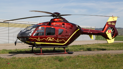 HB-ZSJ - Eurocopter EC 135P2 - Lions Air