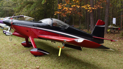 N686JC - Vans RV-6 - Private