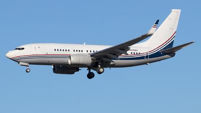 N835BA - Boeing 737-7BC(BBJ) - Boeing Company