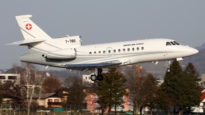 T-785 - Dassault Falcon 900EX - Switzerland - Air Force