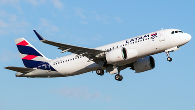 PR-XBC - Airbus A320-271N - LATAM Airlines