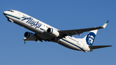N478AS - Boeing 737-990ER - Alaska Airlines