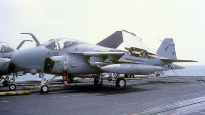 155646 - Grumman A-6E Intruder - United States - US Navy (USN)
