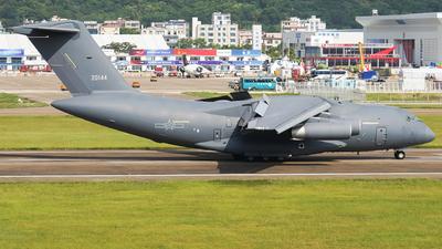 20144 - Xian Y-20A - China - Air Force