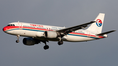 N720AP - Airbus A320-214 - China Eastern Airlines