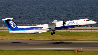 JA463A - Bombardier Dash 8-Q402 - ANA Wings