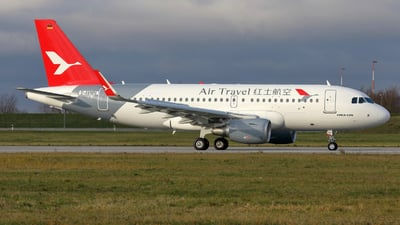 A picture of DAVWH - Airbus A319 - Airbus - © vwmatze