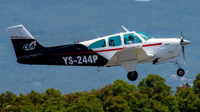 YS-244P - Beechcraft E33A Bonanza - Private