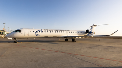 A picture of B3250 - Mitsubishi CRJ900LR - China Express Airlines - © WYANG0520