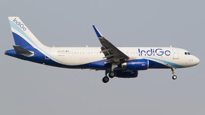 VT-IFO - Airbus A320-232 - IndiGo Airlines