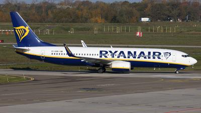 A picture of EIGXN - Boeing 7378AS - Ryanair - © BaszB