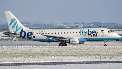 G-FBJH - Embraer 170-200STD - Flybe