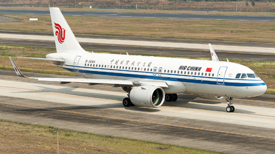 A picture of B30AH - Airbus A320271N - Air China - © ShirokaneRinko