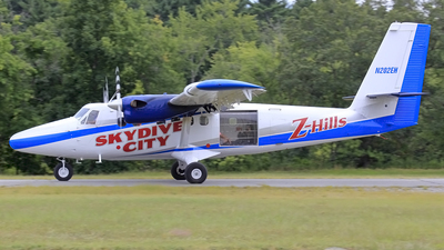 N202EH - De Havilland Canada DHC-6-100 Twin Otter - Private