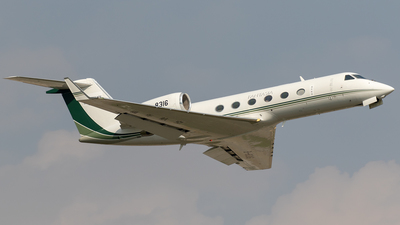 B-8316 - Gulfstream G450 - Business Aviation Asia