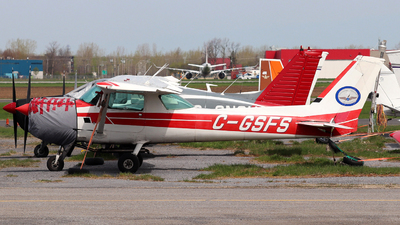 A picture of CGSFS - Cessna 152 - [15282234] - © Guy Langlois