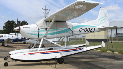 C-GOZJ - Cessna A185F Skywagon - Private