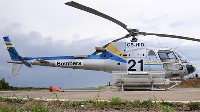 CS-HID - Eurocopter AS 350B3 Ecureuil - EverJets
