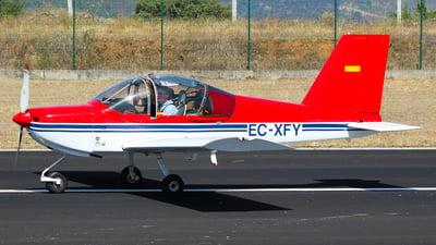 EC-XFY - Rans S-19 Venterra - Private