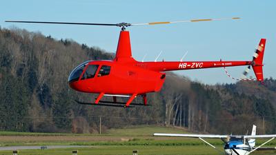 HB-ZVC - Robinson R66 Turbine - Valair