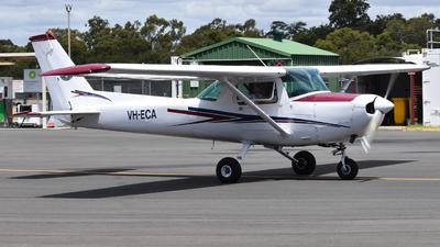 VH-ECA - Cessna 152 - Southern Aviation Bunbury Flying School