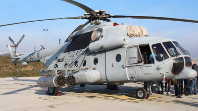 221 - Mil Mi-171Sh Baikal - Croatia - Air Force