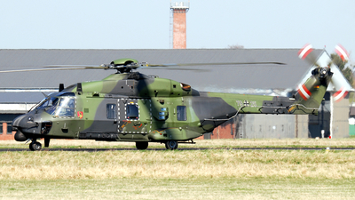 79-25 - NH Industries NH-90TTH - Germany - Army