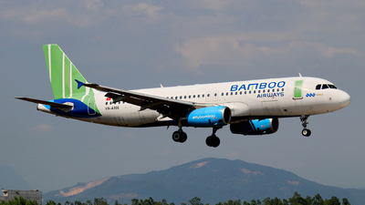 VN-A586 - Airbus A320-232 - Bamboo Airways