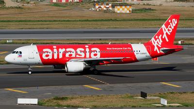 RP-C8965 - Airbus A320-216 - Philippines AirAsia