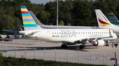 A picture of DAJHW - Embraer E190LR - WDL Aviation - © Der Kölner