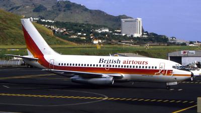 G-BMOR - Boeing 737-2S3(Adv) - British Airtours