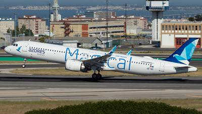 CS-TSH - Airbus A321-253NX - Azores Airlines
