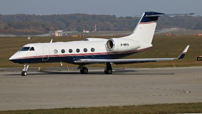 M-MNVN - Gulfstream G450 - Private