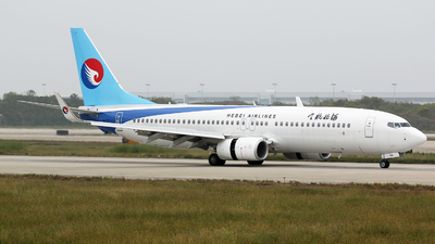 B-1561 - Boeing 737-8LW - Hebei Airlines