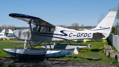 C-GFDC - Aero Commander Lark 180 - Private
