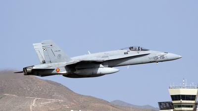 C.15-28 - McDonnell Douglas EF-18A+ Hornet - Spain - Air Force