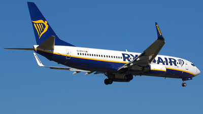 EI-EFH - Boeing 737-8AS - Ryanair