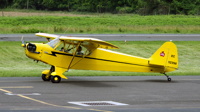 N92398 - Piper J-3C-65 Cub - Private