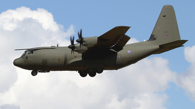 ZH885 - Lockheed Martin Hercules C.5 - United Kingdom - Royal Air Force (RAF)