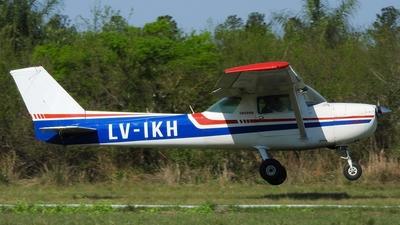 LV-IKH - Cessna 150 - Private