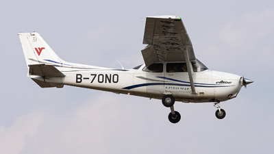 B-70N0 - Cessna 172S Skyhawk SP - Civil Aviation Flight University of China
